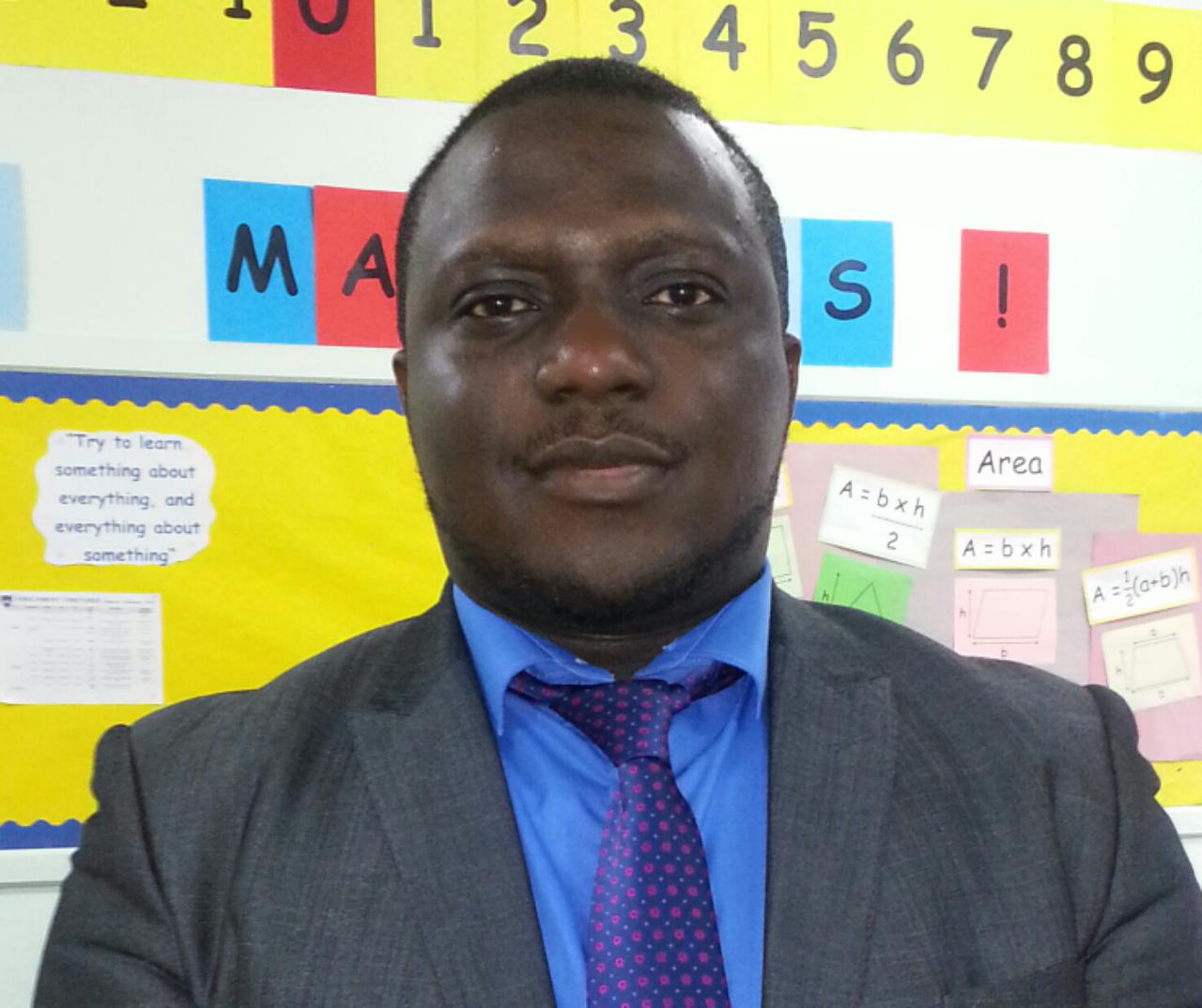 Mr. Adewale Tutor
