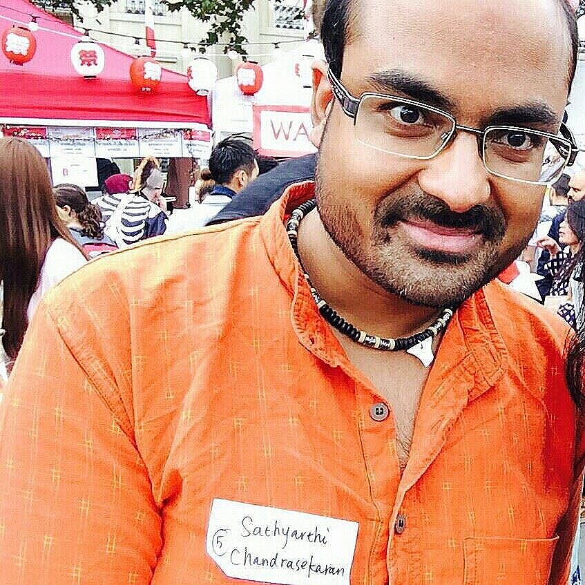 Mr. Sathyarthi Tutor
